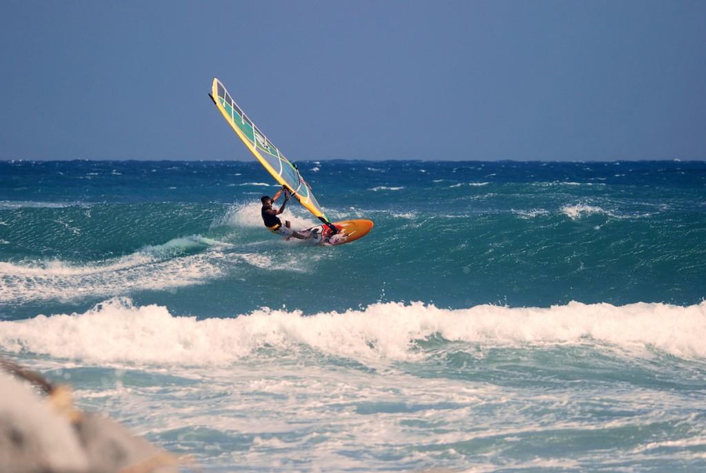 windsurfing Taiwan Taitung Jinzun