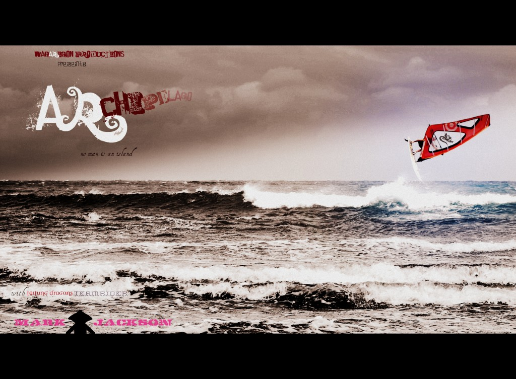 windsurfing Taiwan, Taitung, Dulan, forwardloop