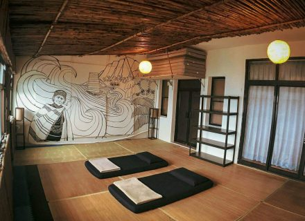 Dulan Hostel Surf House Sea View Dorm Room - WaGaLiGong Dulan Surf & SUP House & Bar 哇軋力共都蘭衝浪/立槳/酒吧 Taiwan Taitung Dulan