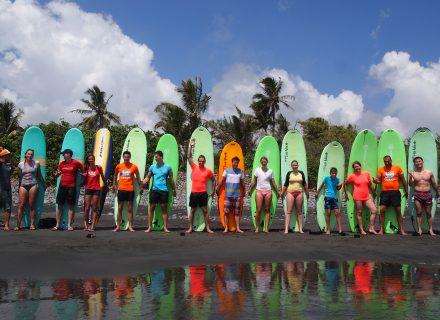 Surf School - WaGaLiGong Dulan Surf & SUP House & Bar 哇軋力共都蘭衝浪/立槳/酒吧 Taiwan Taitung Dulan