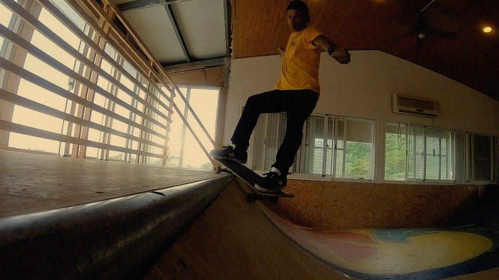 Skate Dulan - WaGaLiGong Dulan Surf & SUP House & Bar 哇軋力共都蘭衝浪/立槳/酒吧 Taiwan Taitung Dulan