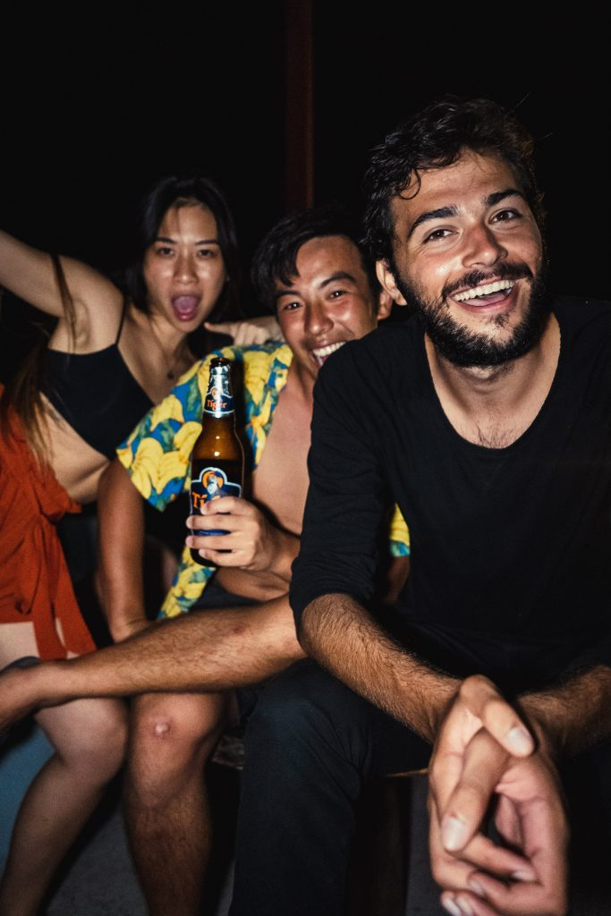 The 2020 Wave Jam Party at WaGaLiGong Dulan Surf/SUP House & Bar 哇軋力共都蘭衝浪:立槳:酒吧